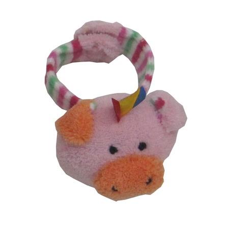 Купить Игрушка-браслет Coool Toys «Хрюша»