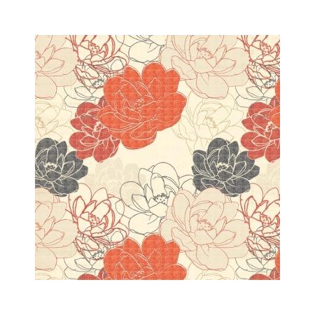 Купить Бумага для скрапбукинга двусторонняя Teresa Collins Pretty Flowers