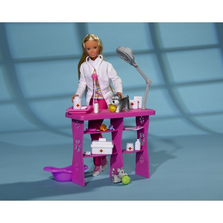 Купить Кукла штеффи-ветеринар Simba 5737393