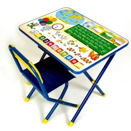 Купить Набор мебели детский: стол и стул Дэми «Глобус»