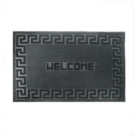 Купить Коврик дверной VORTEX волнистый. Welcome