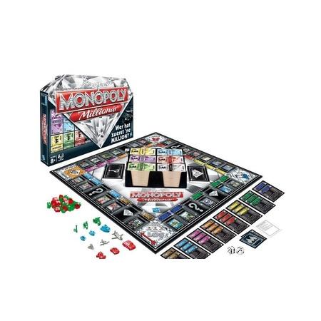 Купить Настольная игра Hasbro Монополия. Миллионер