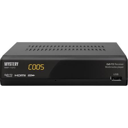 Купить ТВ-тюнер с функциями мультимедийного проигрывателя Mystery MMP-71DT2