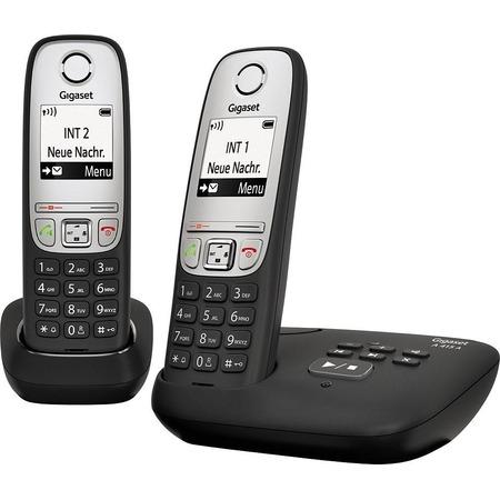 Купить Радиотелефон GIGASET A415 DUO. В ассортименте