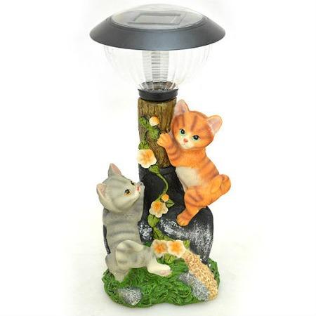 Купить Фонарь декоративный «Котята»