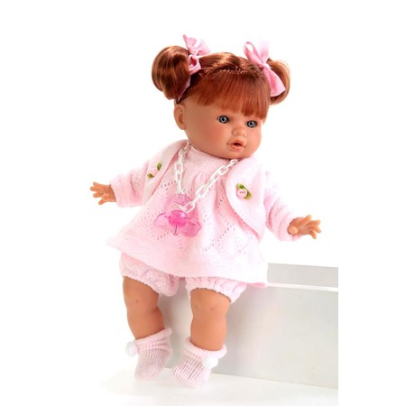 Купить Кукла Munecas Antonio Juan «Алита»