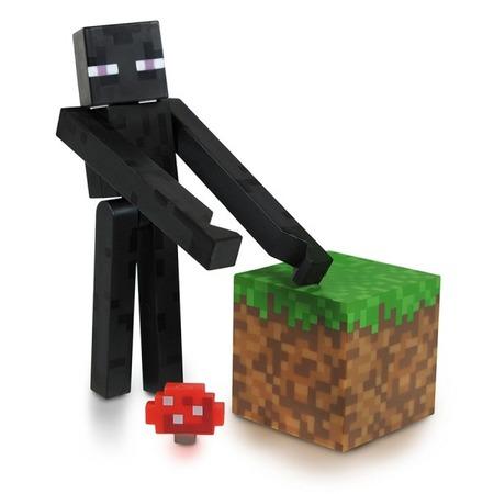 Купить Фигурка с аксессуарами Minecraft «Странник края»