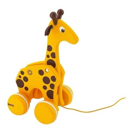 Купить Каталка-жираф BRIO 30200