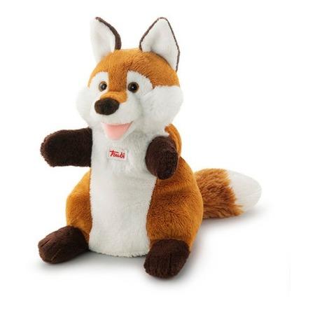 Купить Мягкая игрушка на руку Trudi Лиса