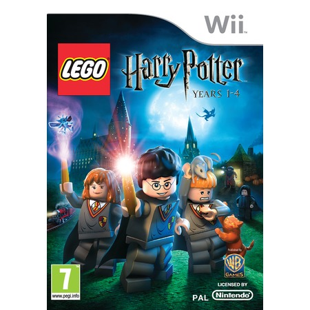 Купить Игра для Nintendo Wii LEGO Harry Potter: Years 1-4