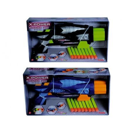 Купить Бластер игрушечный Simba X-Power. В ассортименте