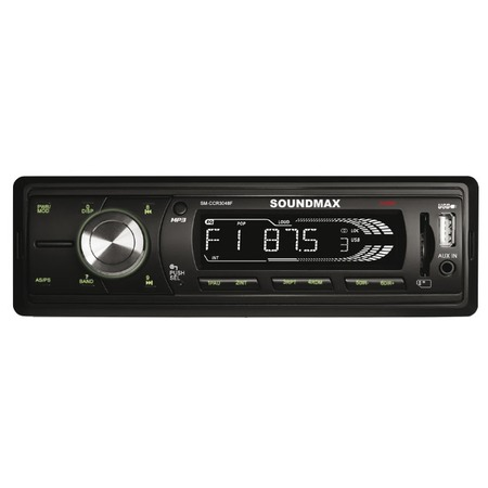 Купить Автомагнитола SOUNDMAX SM-CCR3048F