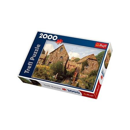 Купить Пазл 2000 элементов Trefl «Воспоминания о детстве»