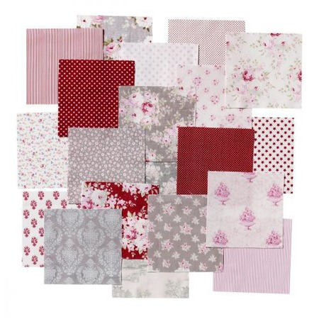 Купить Набор отрезов ткани Tilda Сладкое рождество