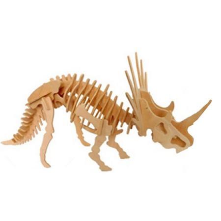 Купить Конструктор 3D Education Line «Стиракозавр»