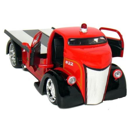 Купить Модель автомобиля 1:24 Jada Toys Ford COE - Fire Rescue 1947