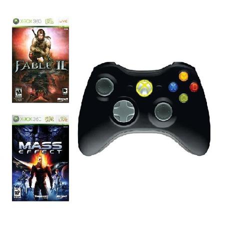 Купить Набор из беспроводного геймпада для Microsoft Xbox 360, Fable 2 и Mass Effect