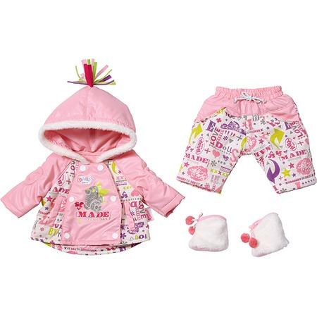 Купить Зимняя одежда для куклы Zapf BABY born