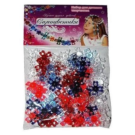 Купить Набор украшений БИПЛАНТ «Самоцветики в пакете № 2». В ассортименте