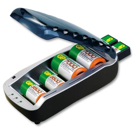 Купить Устройство зарядное GP Batteries PB19GS-C1