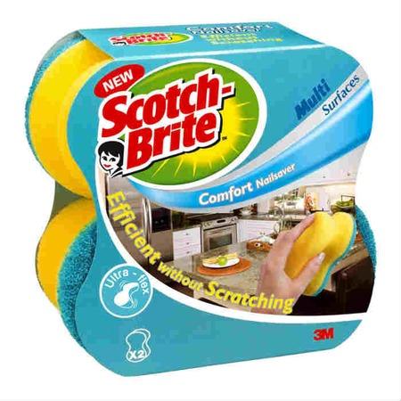 Купить Губка Scotch Brite Комфорт