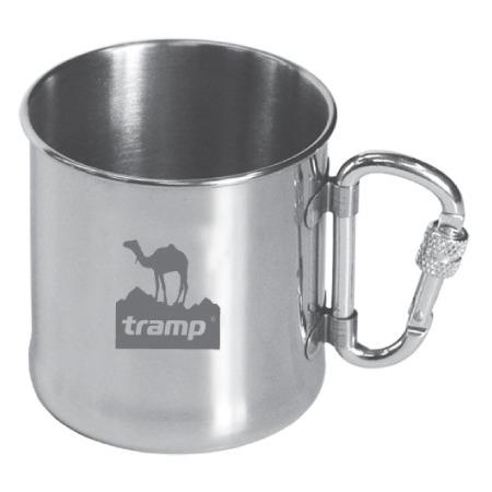 Купить Кружка с карабином Tramp TRC-012