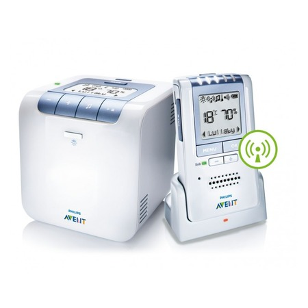 Купить Радионяня Philips SCD 535/00