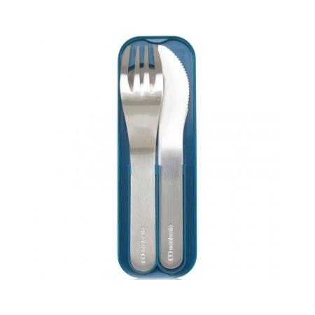 Купить Набор из 3-х столовых приборов в футляре Monbento MB Pocket