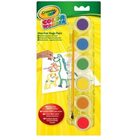 Купить Набор красок Crayola Color Wonder