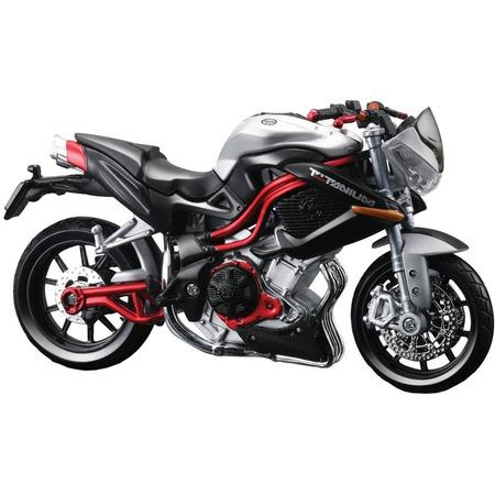 Купить Сборная модель мотоцикла 1:18 Bburago Benelli TNT Titanium