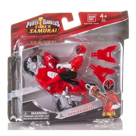 Купить Мотоцикл игрушечный с фигуркой Power Rangers «Рейнджер». В ассортименте