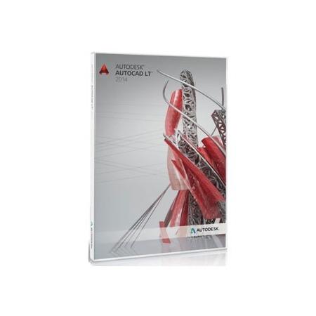 Купить Программное обеспечение Autodesk AutoCAD LT 2014 Commercial SLM