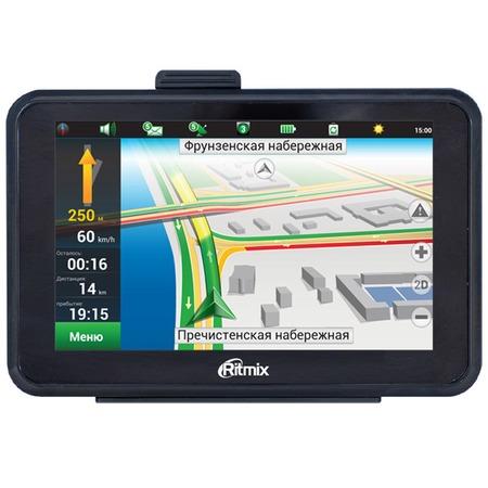 Купить Навигатор Ritmix RGP-589 DVR
