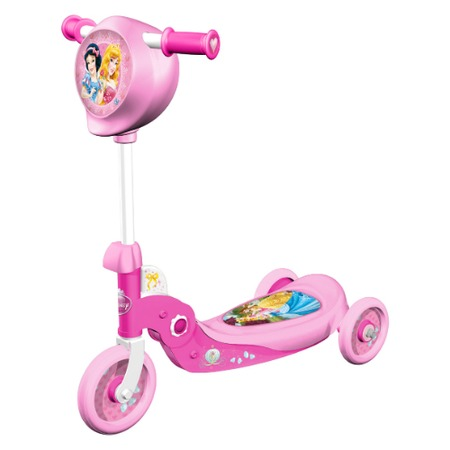 Купить Самокат трехколесный Mondo «Принцессы»