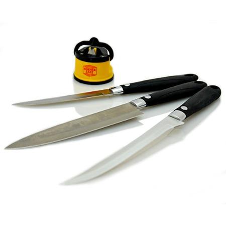 Купить Ножеточка Borner East и набор ножей. В ассортименте