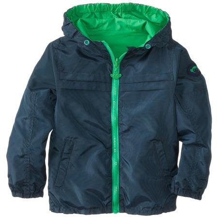 Купить Ветровка детская для мальчика Appaman Reversible Windbreaker. Цвет: синий, зеленый
