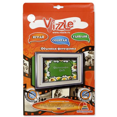 Купить Фоторамка объемная Vizzle Ромашки