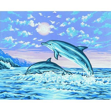 Купить Канва с нанесенным рисунком Collection D'art 11410