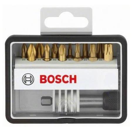 Купить Набор бит Bosch Robust Line M Max Grip 2607002580