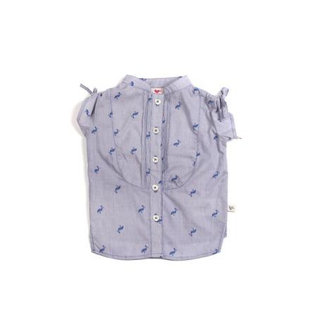 Купить Блуза для девочки Fore N Birdie Printed pelican stripe shirt