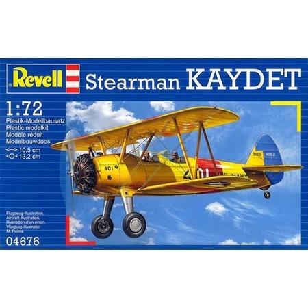 Купить Сборная модель биплана Revell Stearman PT-13D Kaydet