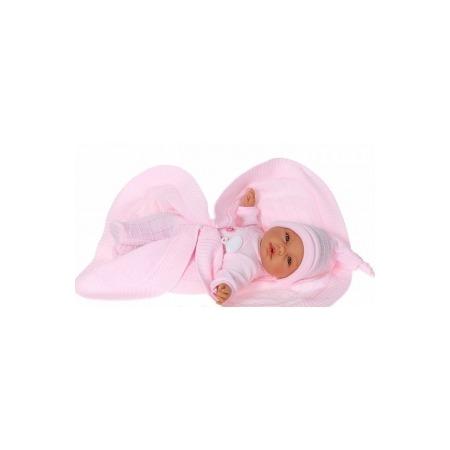 Купить Кукла Munecas Antonio Juan «Марита в розовом»