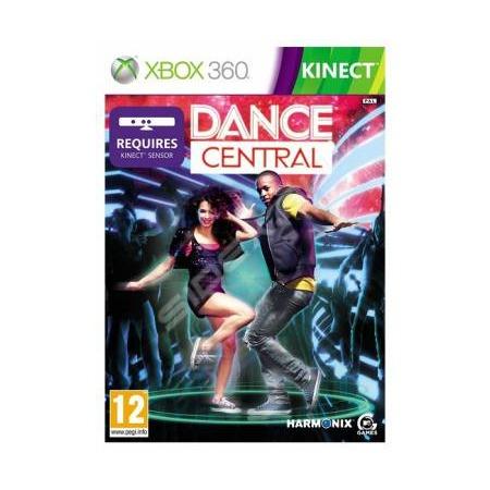 Купить Игра для Xbox 360 Microsoft Dance Central (только для MS Kinect)