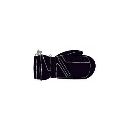 Купить Варежки GLANCE Fighter mitten (2013-14). Цвет: черный