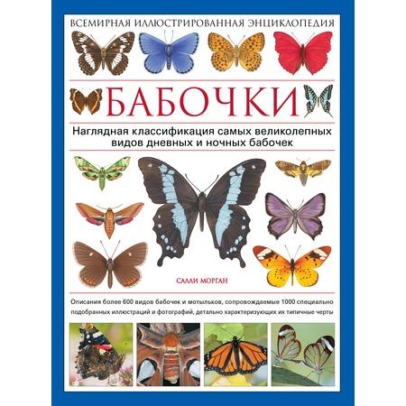 Купить Бабочки. Всемирная иллюстрированная энциклопедия