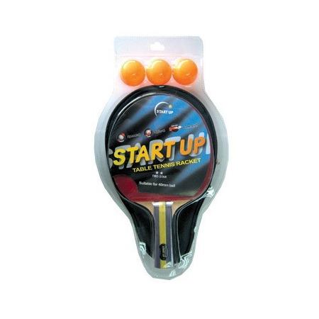 Купить Набор для настольного тенниса Start Up BR-12/2 star