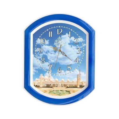 Купить Часы Вега П 2-10/7-23 «Мусульманский город»