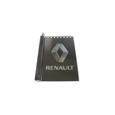 Купить Автомобильный  блокнот  с магнитом Renault