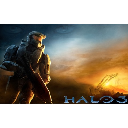 Купить Игра для Xbox 360 Microsoft Halo 3 (rus)