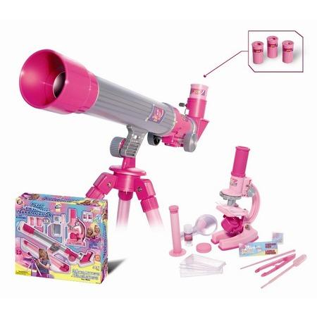Купить Набор обучающий Eastcolight «Телескоп и микроскоп» 2202